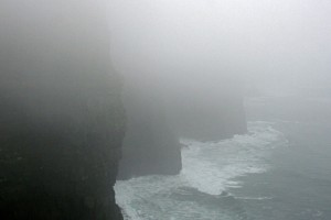 Wintersturm.Irland