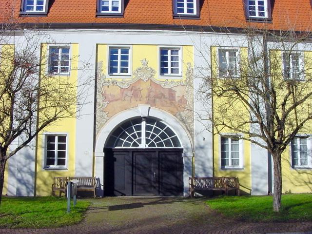 ehemalige Klosteranlage